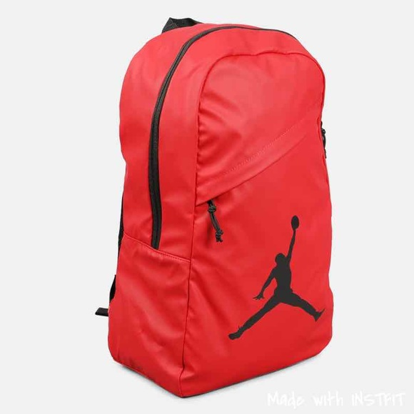 cde8fa02fa43 New Nike Air Jordan Crossover Backpack. M 5c8450569fe48695801bef03